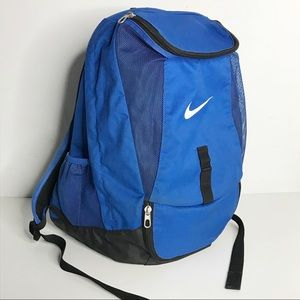 Other - Nike Backpack Blue Large Mesh Swimmer